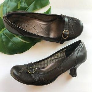 Mudd Shoes, Mudd Heels, Mary Janes, Low Heel